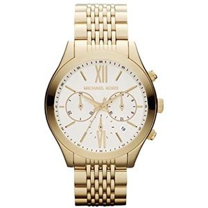 Michael Kors Gold Tone Watch (MK 5762)